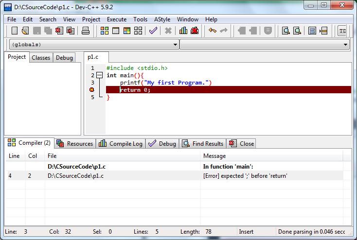 Dev c++ fullscreen